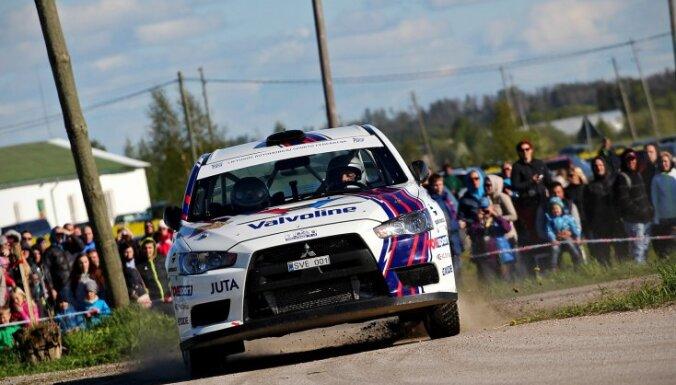 'Rally Talsi' Čempionu kausam - četri tīkotāji