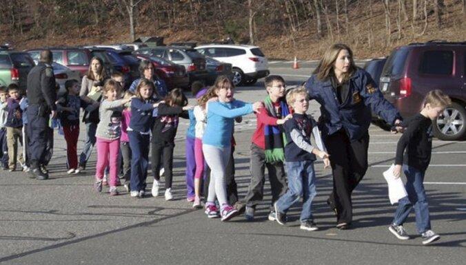 Стрельба в начальной школе Коннектикута: погибли 27 человек