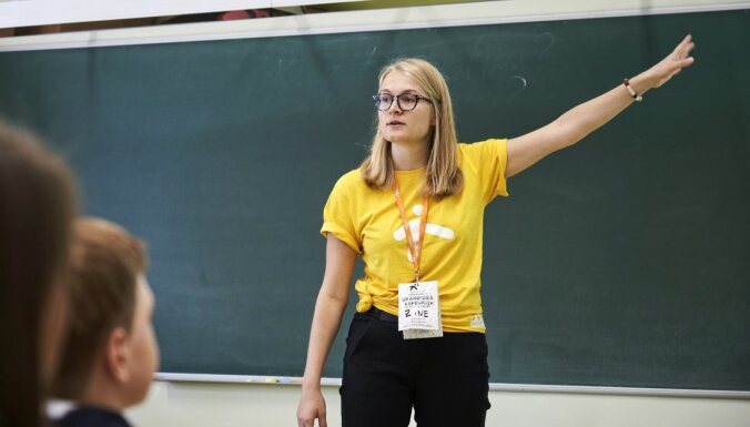 Zane Akmene: Ja es būtu 'skolēns 2' jeb attālināto mācību plāns nemotivētiem skolēniem