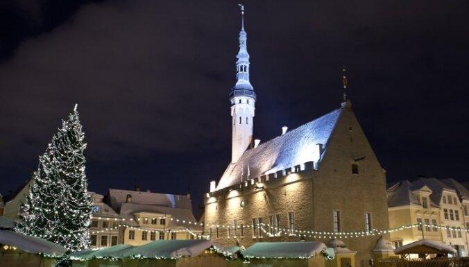 Таллинн стал культурной столицей Европы