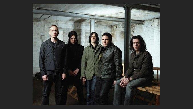 'Nine Inch Nails' izsludina pēdējos koncertus
