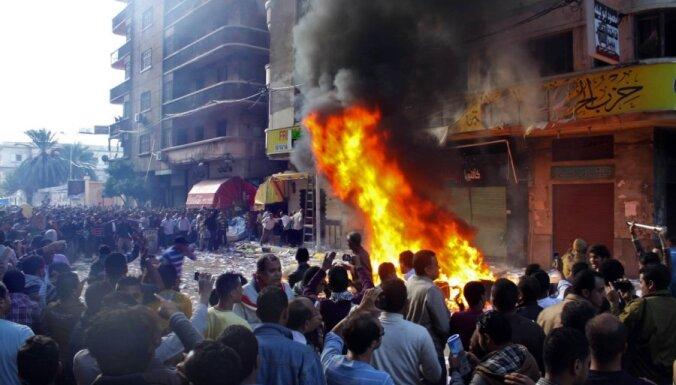 Власти Египта объявили чрезвычайное положение