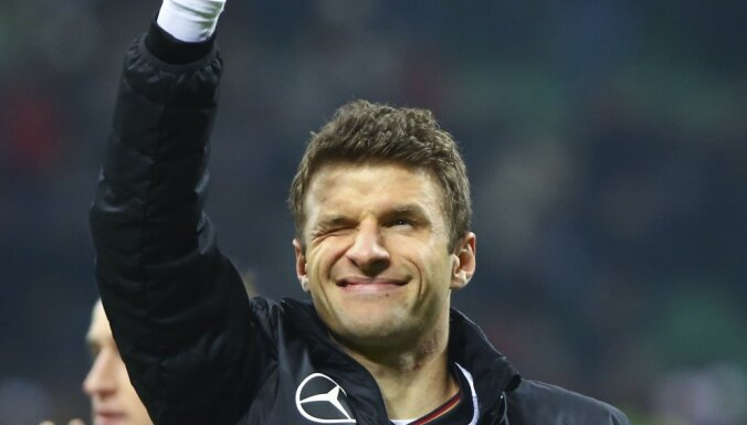 Germany s Thomas Muller