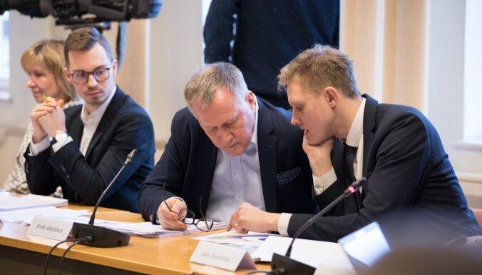 Saeimas komisija atbalsta priekšlikumu par Bauskas novadā apvienojamajiem novadiem