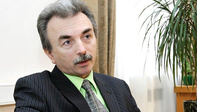 Bijušā ST priekšsēdētāja Kūtra ienākumi pērn bijuši virs 50 000 eiro