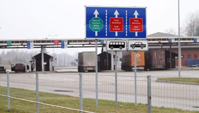 Ронис обещает улучшить возможности пересечения латвийско-российской границы