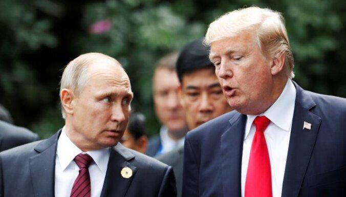 Трамп верит Путину, надеется на его помощь и объясняет ошибку Обамы