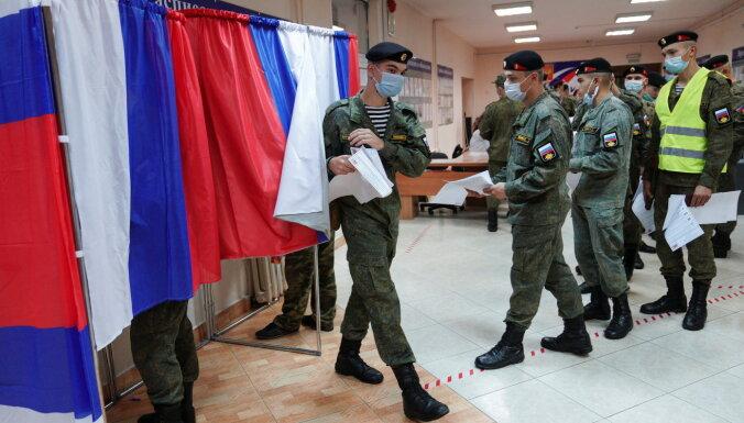 Выборы в Госдуму РФ: наблюдатели и СМИ сообщают о серьезных нарушениях