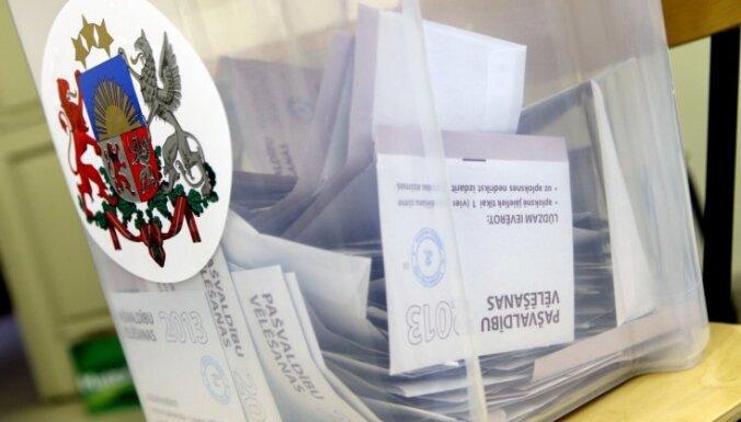 Наиболее острой конкуренция за депутатские места будет в Кекавском крае и Даугавпилсе