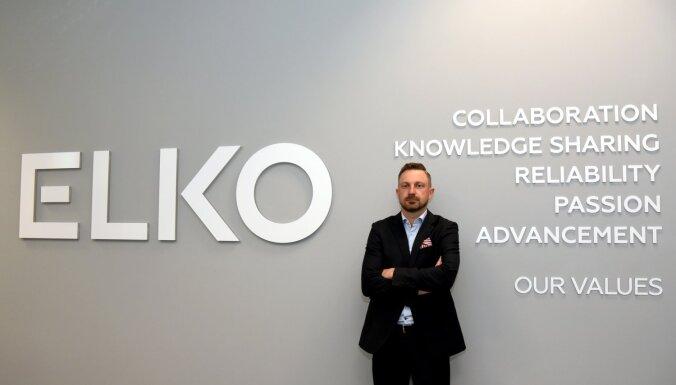'Elko grupas' konsolidētais apgrozījums pērn pieaudzis līdz 1,5 miljardiem eiro