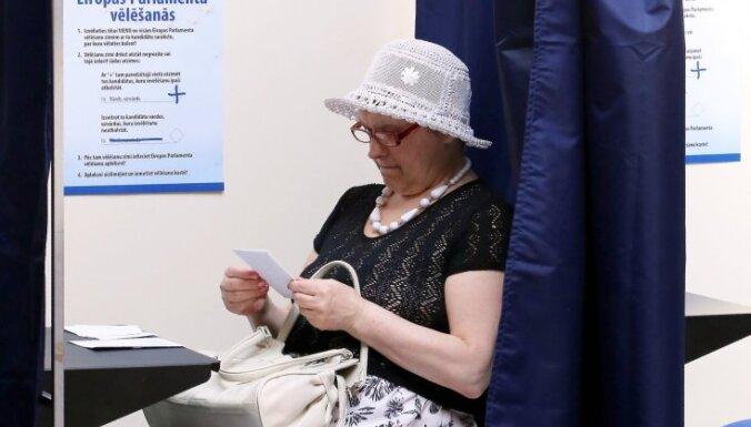 На выборах Европарламента в Латвии поставлен рекорд пассивности