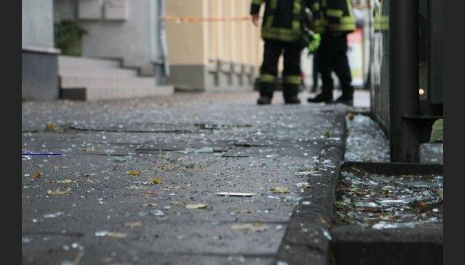 Ziemeļīrijas pilsētā eksplodē spirdzeklis; cietušo nav