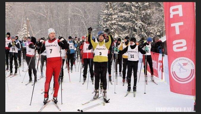 Vietalvā tautas slēpojums būs kopā ar Latvijas čempionāta sacensībām