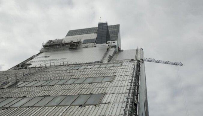 Par labu 'Gaismas pils' būvniekiem tiesa no KM piedzen 9,3 miljonus eiro
