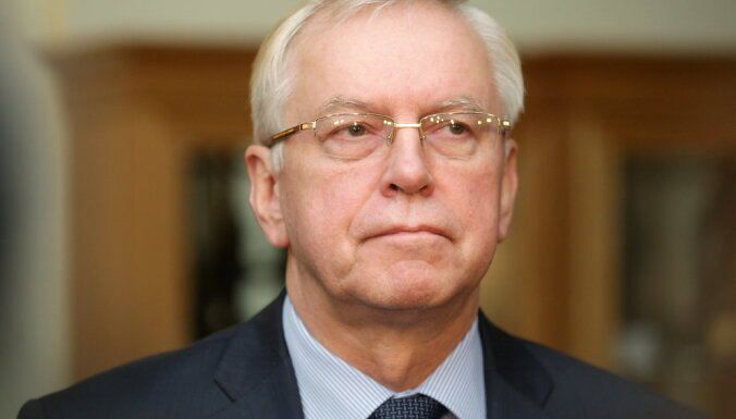 Бригманис: партия Кайминьша пройдет в следующий Сейм