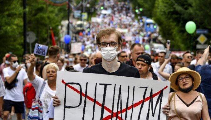 Жителя Хабаровска приговорили к 10 годам колонии за подготовку теракта на митинге в поддержку Фургала