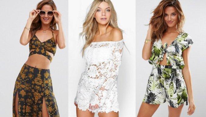 Vasarīgā mode: ko tērpt, dodoties uz pludmali