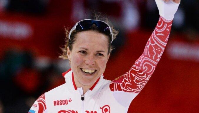 Граф принесла первую медаль России на домашней Олимпиаде