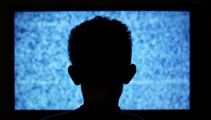 Полиция перекрыла сеть нелегальных ТВ-трансляций в Риге и Латгале