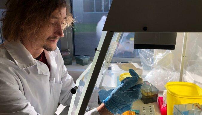 Saruna ar jauno pētnieku Kārli Pleiko, kurš iesaistījies ļaundabīgu nieru audzēju izpētes jomā