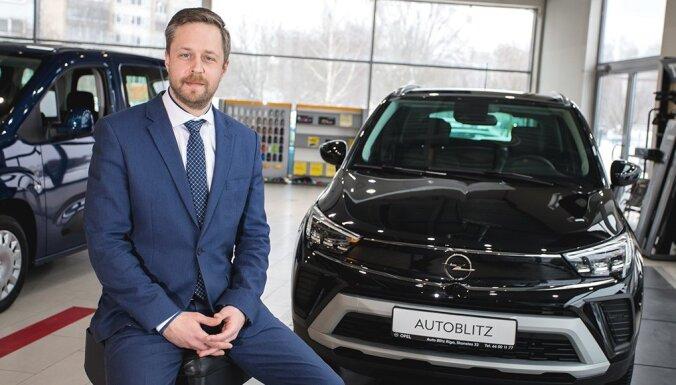 'Opel' gatavojas atjaunot tirgus daļu