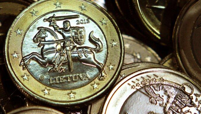 Lietuvas IKP pirmajā ceturksnī audzis par 1%