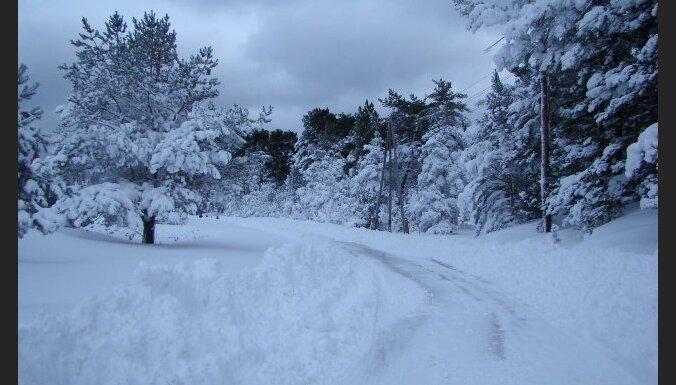 К воскресенью похолодает, снег пройдет местами