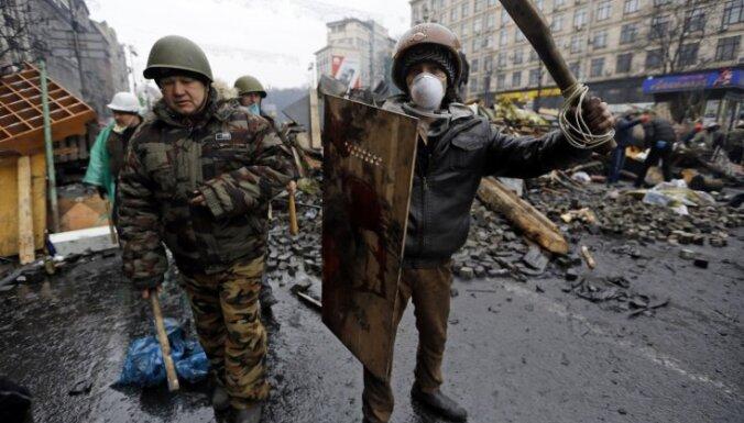 Кюзис: в Киеве действуют провокаторы, но их трудно установить