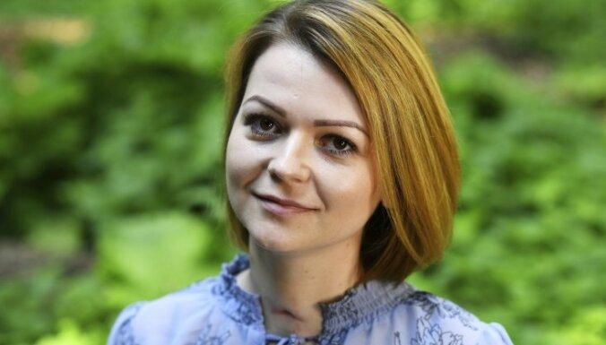 Юлия Скрипаль: я надеюсь однажды вернуться в Россию
