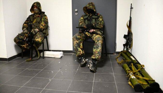 Doņeckas lidostā separātistu pusē cīnās rīdzinieks