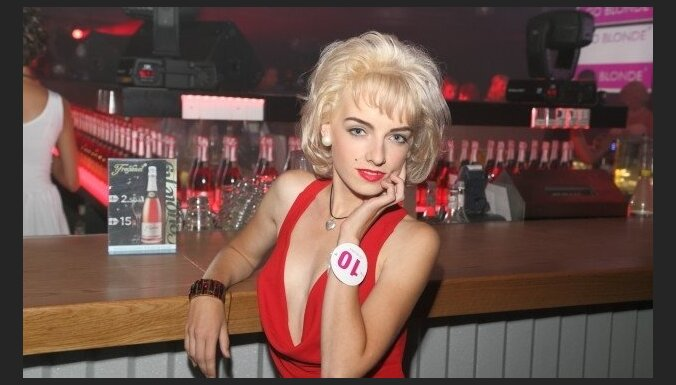 Merilinas Monro konkurss, Go Blonde, Go Blonde 2013