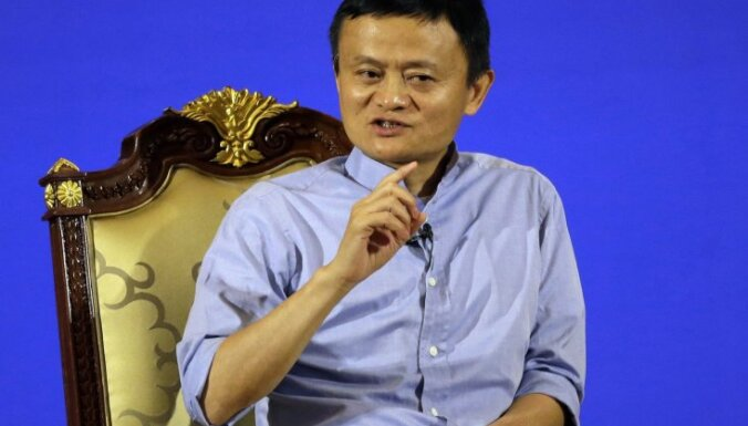 Глава Alibaba: через 30 лет люди будут работать четыре часа в день