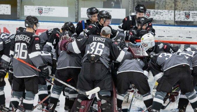 'Rīgas' hokejisti pirmajā MHL 'play-off' spēlē paliek 'sausā'