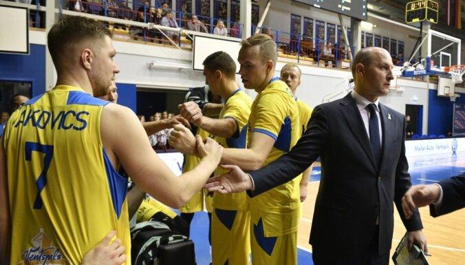'Ventspils' notur pārsvaru un trešo reizi šajā sezonā pārspēj 'Ogri'