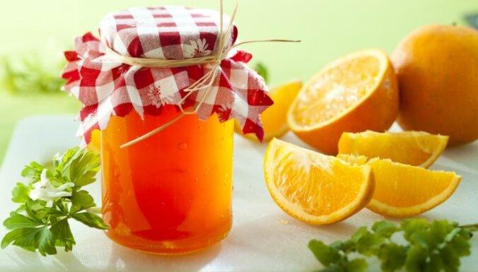 Варенье из апельсинов с имбирем