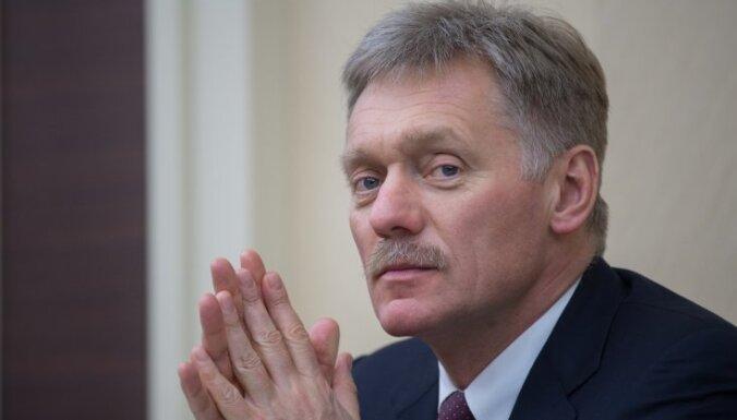 Кремль не готов отказаться от договора с США по ракетам средней и малой дальности
