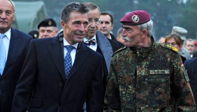 Krievija ar uzbrukumu Baltijai neiegūtu neko, uzskata NATO ģenerālis
