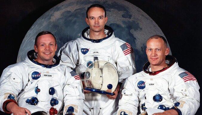 Miris 'vientuļākais cilvēks vēsturē' – aizmirstais 'Apollo 11' astronauts Kolinss