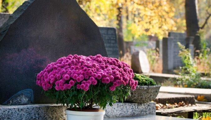 LTV7: на Рижских кладбищах раскапывают могилы и воруют части тел