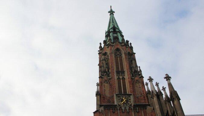 Наркоманы ломились в церковь Святой Гертруды: полиция применила электрошокер