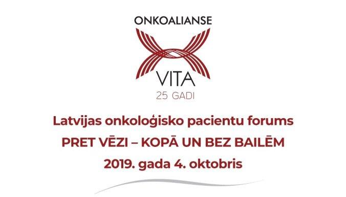 Pirmo reizi Latvijā uz forumu pulcējas vēža pacienti, lai runātu par tiesībām uz kvalitatīvu aprūpi