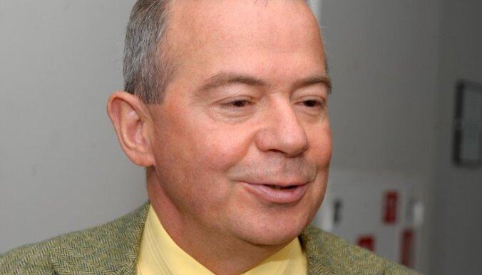 Лембергс: жертвами нападок стали я и Ушаков