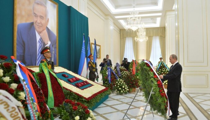 Uzbekistānā jaunu prezidentu vēlēs decembrī
