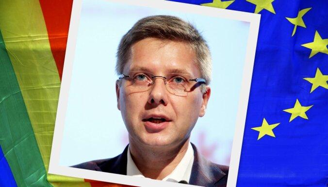 Нил Ушаков присоединился к влиятельной межгруппе Европарламента по правам ЛГБТИ