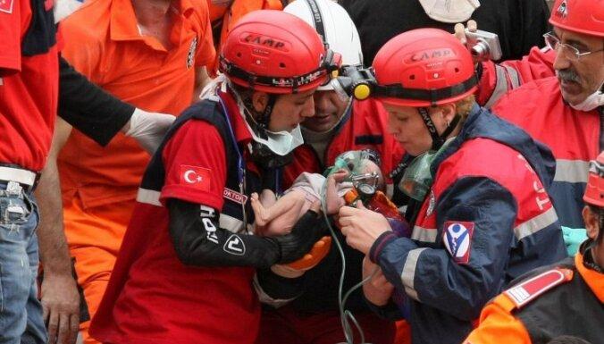 В Турции зафиксировали землетрясение магнитудой 5,5