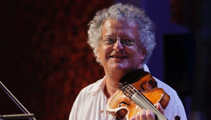 'Skaņu mežā' uzstāsies britu vijoles virtuozs Ērvins Arditi