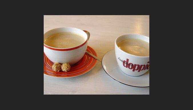 Kafija ar pienu. Foto: www.treffpunkt-tisch.de