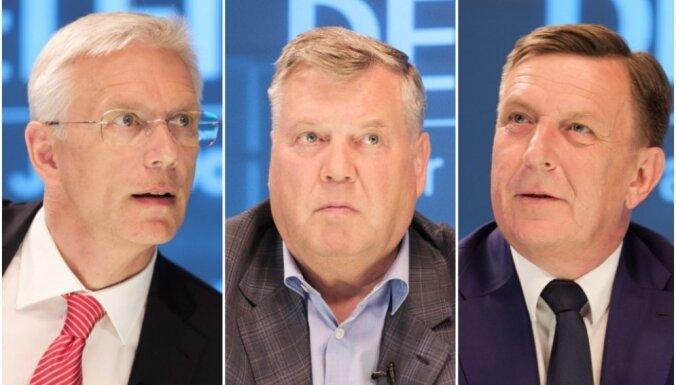 Martā pieaudzis 'Saskaņas' un ZZS reitings; premjera partijai atbalsts sarucis