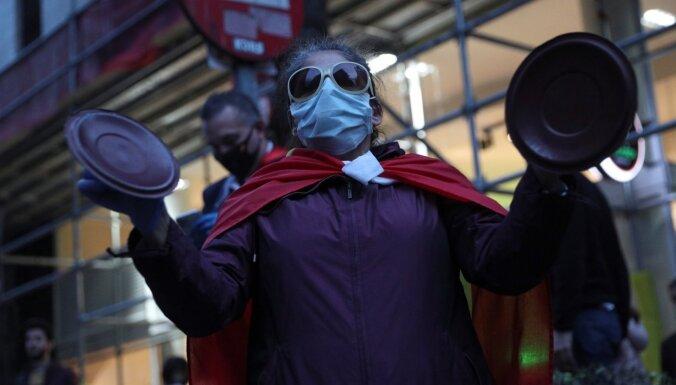 В мире коронавирусом заразились более 4,5 млн человек