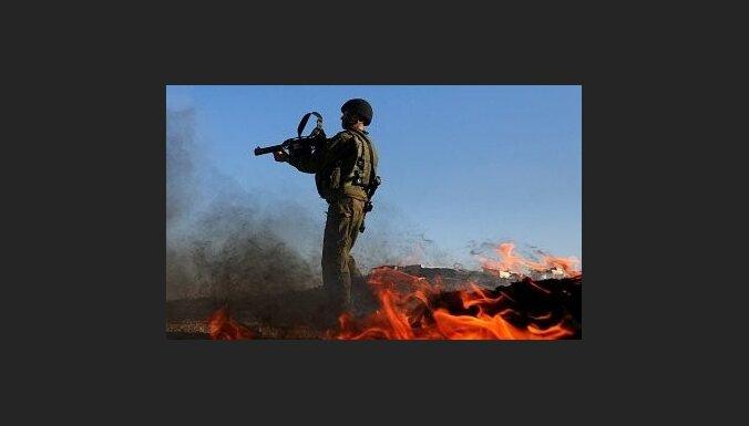 Izraēlas karavīri liecina par nežēlību Gazas sektorā